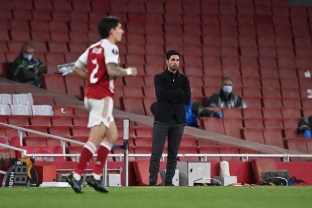 5 điểm nhấn Arsenal 0-0 Villarreal: Tương lai nào cho Arteta? - Bóng Đá