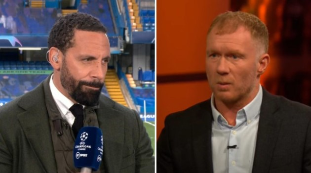 Rio Ferdinand, Owen Hargreaves and Paul Scholes tip Manchester United to win Europa League final against Villarreal - Bóng Đá