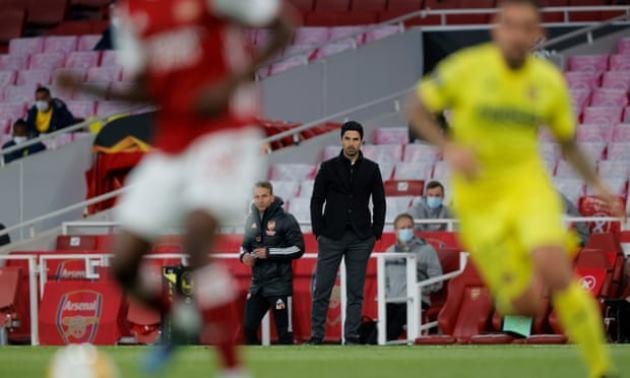 Arsenal's squad needs changing, admits struggling Mikel Arteta - Bóng Đá