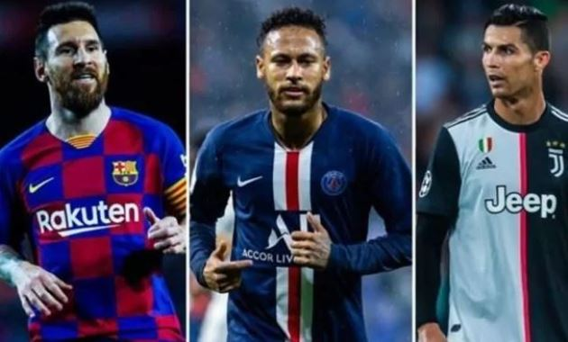 Neymar: I want to play with Cristiano Ronaldo - Bóng Đá