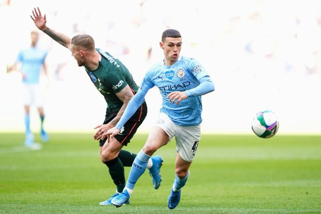 BBC PUNDIT CLAIMS ARSENAL HAVE A TEEN WHO'S EVEN BETTER THAN PHIL FODEN - Bóng Đá