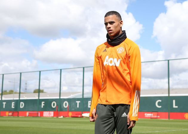 Anthony Martial returns to first team training - Bóng Đá