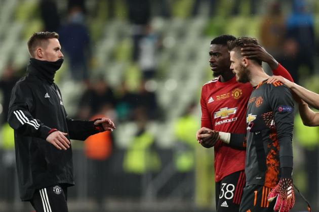 Why Manchester United did not replace David de Gea with Dean Henderson for penalty shootout - Bóng Đá
