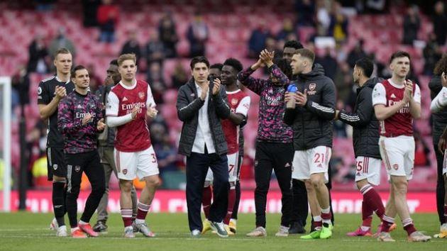 Arsenal boss Arteta knows they must strengthen in the summer - Bóng Đá