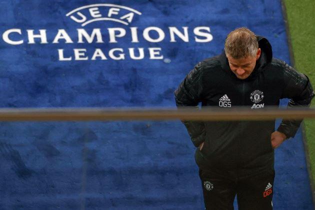 5 trận đấu thất vọng nhất mùa bóng 2020/21 của Man Utd - Bóng Đá