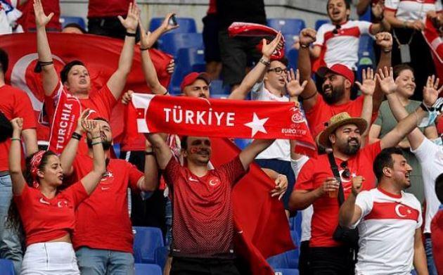 TRỰC TIẾP Thổ Nhĩ Kỳ vs Ý: Khuất phục 'ngựa ô' - Bóng Đá