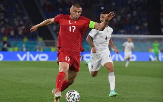 TRỰC TIẾP Thổ Nhĩ Kỳ 0-0 Ý (H1): Barella, Jorginho, Locatelli xung trận - Bóng Đá