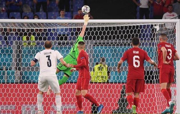 TRỰC TIẾP Thổ Nhĩ Kỳ 0-0 Ý (H1): Sức ép từ đội chủ nhà - Bóng Đá