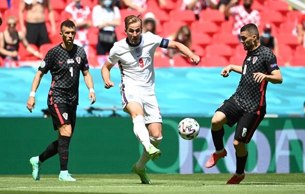 TRỰC TIẾP Anh 0-0 Croatia (Kết thúc H1): Dấu hỏi Sterling - Bóng Đá