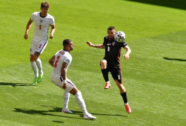 TRỰC TIẾP Anh 0-0 Croatia (H1): Bế tắc! - Bóng Đá