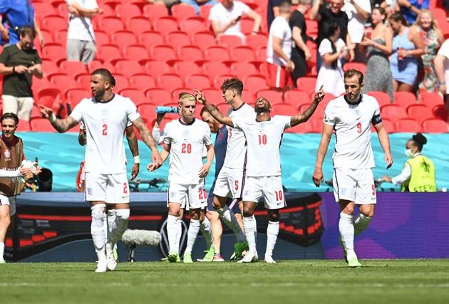 Anh Croatia sau trận - Bóng Đá