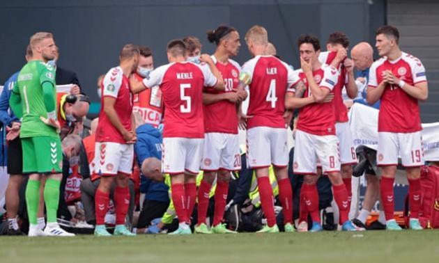 Denmark coach Kasper Hjulmand: 'I can't praise my players enough' - Bóng Đá