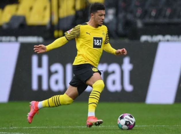 Jadon Sancho to Man United: How much money will he earn compared to PL's top earners? - Bóng Đá