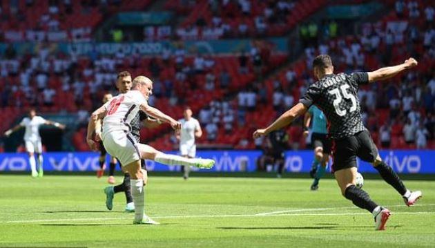 TRỰC TIẾP Anh 0-0 Croatia (H1): Cột dọc cứu thua cho Croatia - Bóng Đá