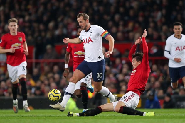 EXCLUSIVE: MARCUS BENT SAYS HARRY KANE IS PERFECT STRIKER FOR MANCHESTER UNITED - Bóng Đá