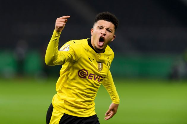 Donyell Malen Dortmund working on deal for Sancho replacement - Bóng Đá