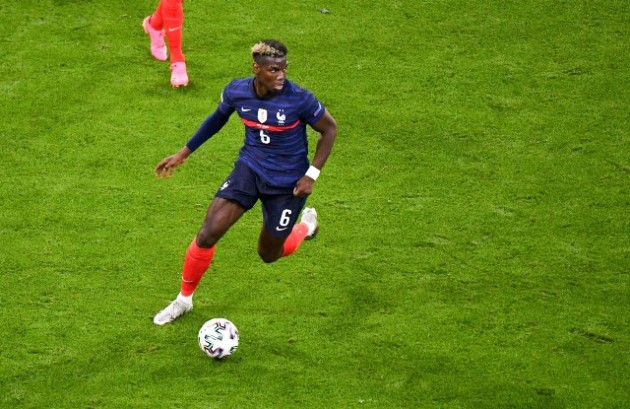 Paul Pogba hints at reason he plays better for France than for Manchester United - Bóng Đá