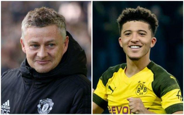 Solskjaer wants four more Man United signings after Sancho, including fellow England international - Bóng Đá