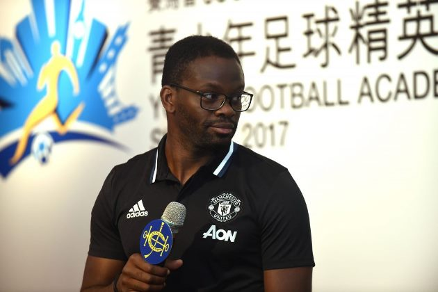 Louis Saha feels Manchester United are the best fit for Harry Kane - Bóng Đá