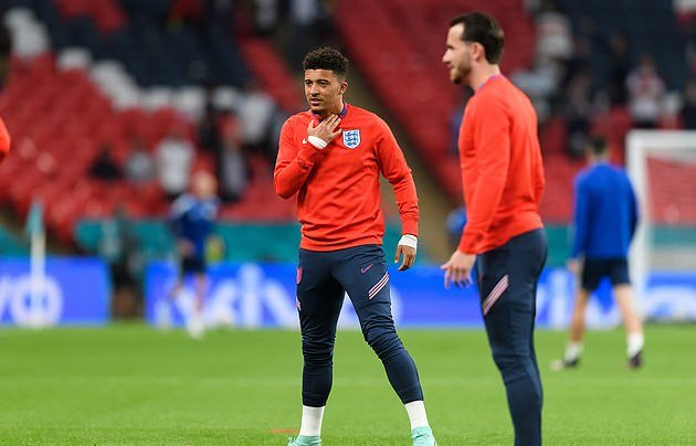 Jadon Sancho is about to be England's most expensive player ... so why get a game under Gareth Southgate? - Bóng Đá