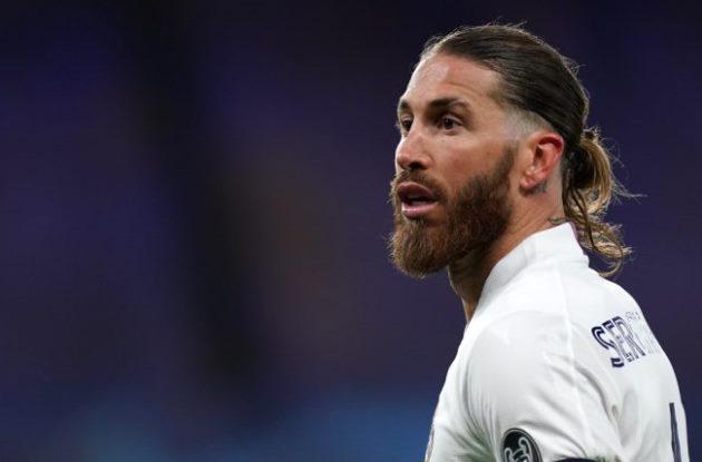 Comparing Sergio Ramos' 2020-21 stats to Man Utd's current centre-backs - Bóng Đá
