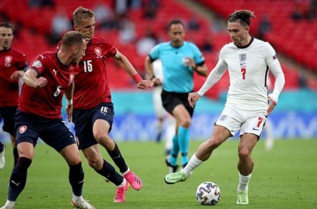 TRỰC TIẾP CH Czech 0-1 Anh (Kết thúc H1): Sterling ghi bàn - Bóng Đá