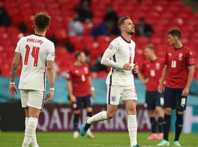 TRỰC TIẾP CH Czech 0-1 Anh (H2): Tẻ nhạt - Bóng Đá
