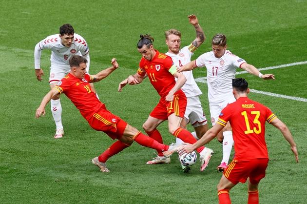 TRỰC TIẾP Wales 0-0 Đan Mạch (H1): 2 cánh bùng nổ - Bóng Đá