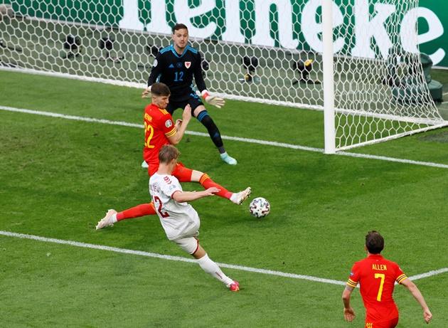 TRỰC TIẾP Wales 0-2 Đan Mạch (H2): Cú đúp của Dolberg - Bóng Đá
