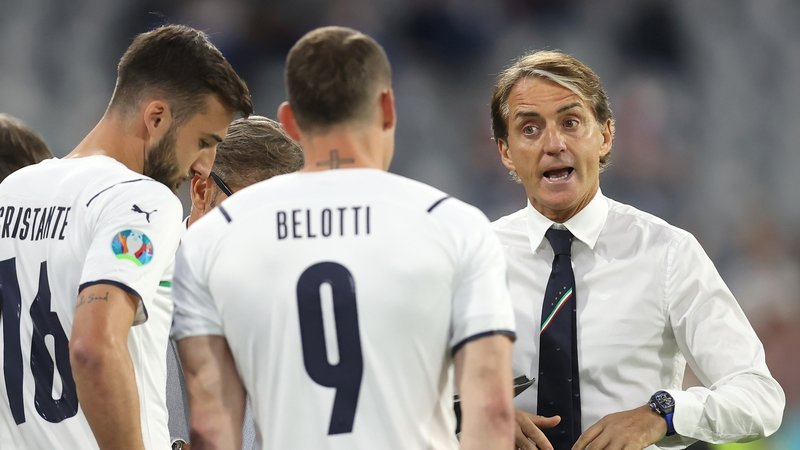 Mancini: Best still to come from Italy - Bóng Đá