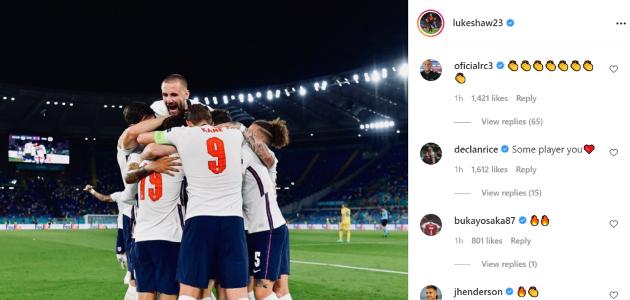 Roberto Carlos reacts to Luke Shaw's England Euro 2020 masterclass - Bóng Đá