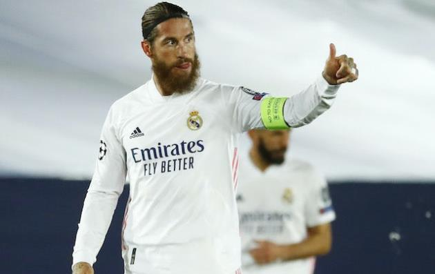 Sergio Ramos 'turned down Manchester City and a surprise offer from Arsenal worth £15m-per-season' - Bóng Đá