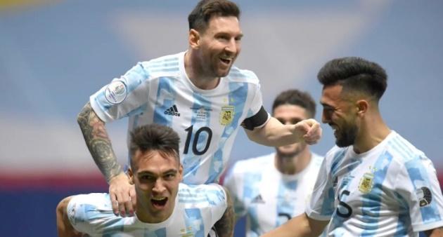 Argentina - Brazil: Messi so tài Neymar, ai sẽ thắng? - Bóng Đá