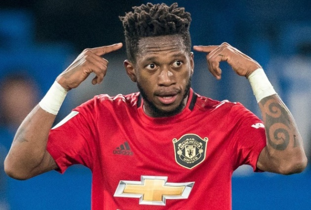 Man United backed to complete Declan Rice signing and sell Fred - pundit - Bóng Đá