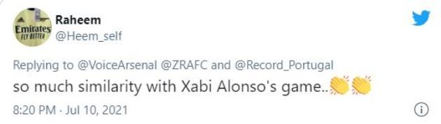 Ruben Neves 'Like Xabi Alonso': Some Arsenal fans react after hearing who Edu's reportedly talking to - Bóng Đá
