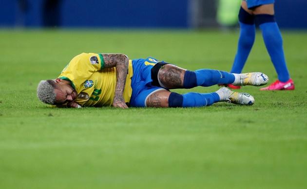 TRỰC TIẾP Argentina 1-0 Brazil (H2): Firmino thay Fred - Bóng Đá