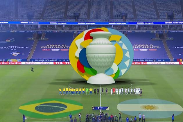 TRỰC TIẾP Argentina - Brazil: Mũi đinh ba lợi hại, Fred đá chính - Bóng Đá