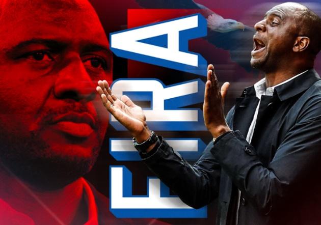 Patrick Vieira 'wants to bring Eddie Nketiah to Crystal Palace' - Bóng Đá