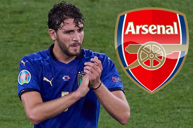 Arsenal will sign Locatelli on one condition after Romano reveal - Campbell - Bóng Đá