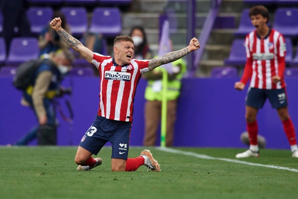 Pete O'Rourke 'He has his heart set on a move': Reporter claims Kieran Trippier wants Man United switch - Bóng Đá