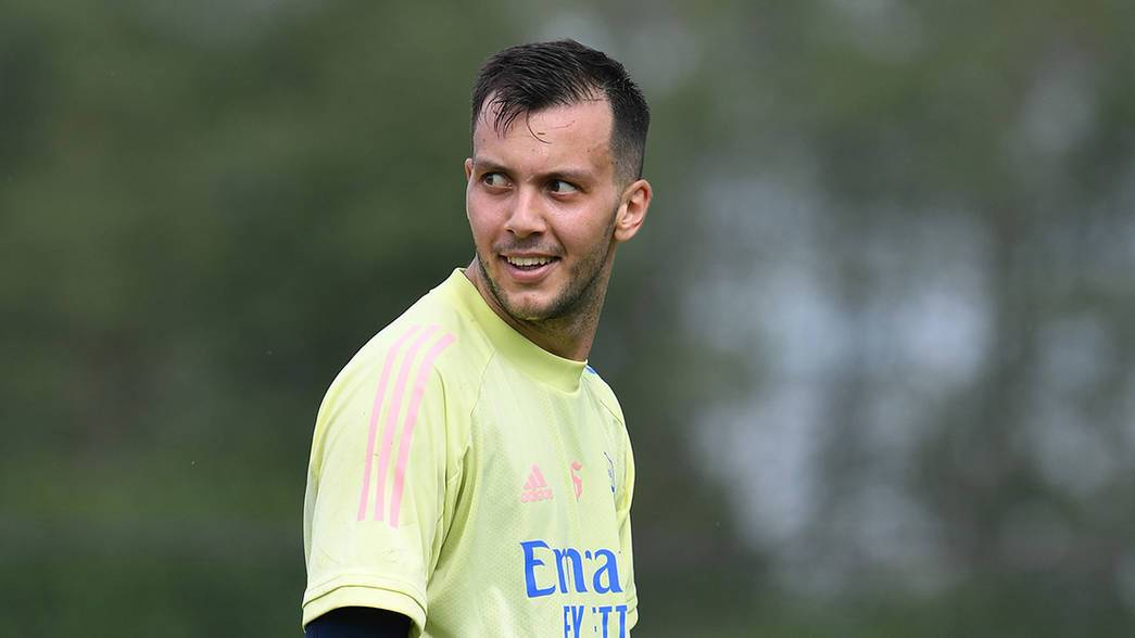 Done Deal: Arsenal confirm the departure of 26 year-old on a season-long loan - Bóng Đá