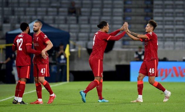5 điểm nhấn trận Liverpool 3-4 Hertha BSC: 2 trung vệ thép trở lại, Firmino có người cạnh tranh - Bóng Đá