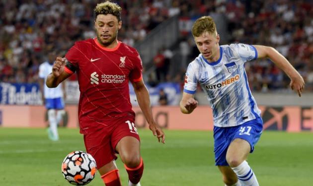 Chấm điểm Liverpool trận Hertha: Điểm 8 cho ngôi sao đẳng cấp - Bóng Đá