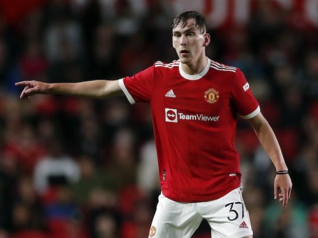 Manchester United's James Garner 'wanted by Sheffield United on loan' - Bóng Đá
