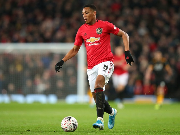 EVERTON BACKED TO SIGN MANCHESTER UNITED STAR ANTHONY MARTIAL BY KEVIN CAMPBELL - Bóng Đá