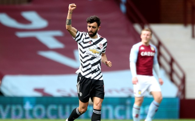Manchester United only signed Bruno Fernandes because they missed out on their top target - Bóng Đá
