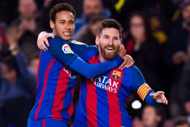 6 điểm đến tiềm năng của Messi: Đến Old Trafford, hay cặp bài trùng M10 - CR7? - Bóng Đá