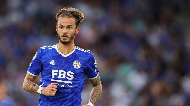 Arsenal's bid to sign £60m-rated star James Maddison is 'OVER' after Leicester refused to budge on their demands  - Bóng Đá
