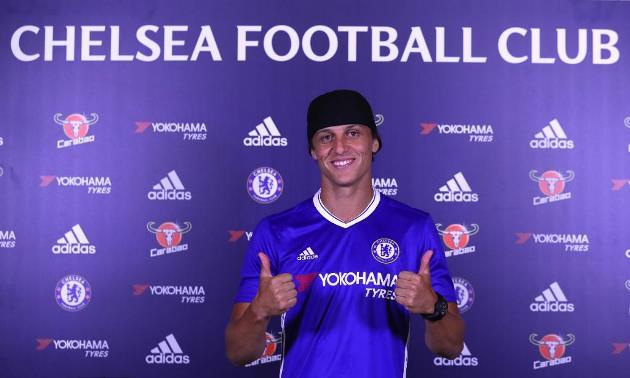 On this day in 2016: David Luiz returns to Chelsea - Bóng Đá