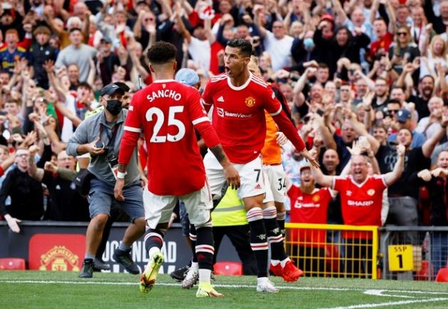 7 điểm nhấn Man Utd 4-1 Newcastle: Ngả mũ trước Ronaldo; Người thay Bruno Fernandes - Bóng Đá